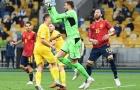 Cả trận sút 2 lần, Ukraine vẫn khiến Tây Ban Nha ôm hận tại Olimpiysky
