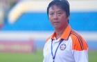 Đà Nẵng thua đau, HLV Lê Huỳnh Đức nói: '2 đội không thi đấu mà nghịch mưa'
