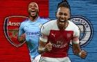 Đội hình kết hợp Man City - Arsenal: Dấu ấn Rojiblancos