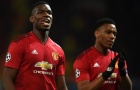 'Ole vẫn làm tốt dù Pogba và Martial là hai người không dễ kiểm soát'