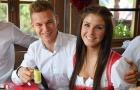 Hoàn tất 'cú đúp siêu phẩm', sao Bayern xin phép nghỉ thi đấu