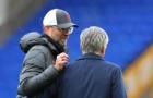 Hòa Liverpool, Ancelotti nói vài lời với Klopp