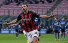 Ibrahimovic lập cú đúp, AC Milan quật ngã Inter trong trận derby nhiều ân oán