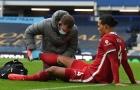 Van Dijk nghỉ dài hạn, Liverpool phải lĩnh hậu quả nghiêm trọng ra sao?