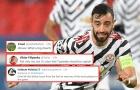 CĐV Man Utd: 'Đừng quên, cậu ấy chơi tệ nhất trong đội hình United trận PSG'