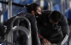 'Lời nguyền tai hại' lại giáng lên Real Madrid và Zidane