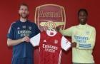 XONG! Hành động thần tốc, Arsenal lại công bố một bản hợp đồng mới