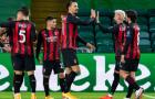 Ibrahimovic im tiếng trong ngày AC Milan quật ngã 'đại gia' Scotland