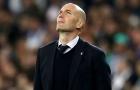 Zidane chỉ có 2 trận để cứu lấy chính mình