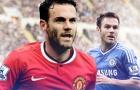 5 ngôi sao thành công trong màu áo Chelsea lẫn M.U