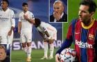 Barca sẽ gây áp lực lên M.U nếu đánh bại Real trong trận El Clasico