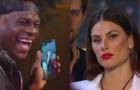 Đùa thô thiển người mẫu trên sóng truyền hình, 'trai hư' Balotelli bị chỉ trích