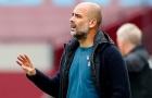 Man City bị cầm hoà, HLV Pep Guardiola đón nhận thêm 'hung tin'