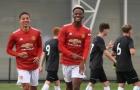 Tân binh trẻ lập cú đúp, Man Utd hạ đối thủ 4 bàn không gỡ