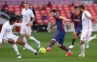 TRỰC TIẾP Barcelona 1-1 Real Madrid: Hiệp hai bắt đầu!!!