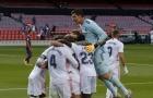 Đại thắng Barca, Courtois nói liền 1 câu khiến CĐV Real phấn khích