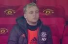 Tân binh Man Utd chán chường trên ghế dự bị, Ole phản ứng quá sốc