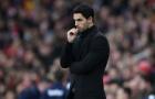 Thua Leicester, Arteta còn đối mặt tin dữ từ 'đá tảng' Arsenal