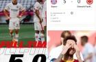 Thua trắng 5 bàn, nạn nhân của Bayern Munich gửi thông điệp chí mạng đến Barcelona