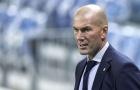 'Câu lạc bộ ấy đã trao đổi với Zidane và mời vào ghế nóng...'