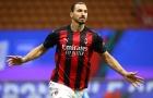 Lập cú đúp, Ibrahimovic chứng tỏ anh là 'chúa' ở thành Milan