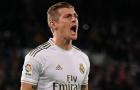 Đánh bại Barca, Kroos nói thẳng 1 lời về tương lai