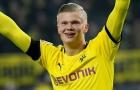XONG! Dortmund chốt khả năng bán Erling Haaland vào năm 2021