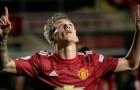 CĐV Man Utd phát cuồng: 'Cậu ấy là Thiago mới; Scholes thời đỉnh cao'