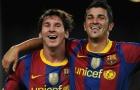 10 ngôi sao hưởng lợi từ khả năng kiến tạo siêu việt của Messi