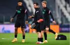 TRỰC TIẾP Juventus vs Barcelona: Messi, Griezmann và Dembele ra sân từ đầu