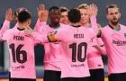 Vừa đả bại Juventus, Koeman đã nhận tin cực vui từ công thần Barca