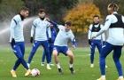Lampard 'cân' Kante, Werner bị chọc quê và những điểm nhấn trong buổi tập Chelsea
