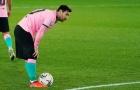 SỐC! Messi thoát thẻ đỏ khó tin dù 'thái độ' với trọng tài chính