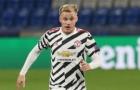 Man United bại trận, Paul Scholes dùng 1 từ mô tả Van de Beek