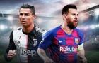 Sau tất cả, Wenger chỉ ra khác biệt giữa Messi và Ronaldo