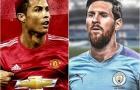 Ronaldo, Messi đồng loạt đổ bộ nước Anh, derby thành Manchester sẽ là 'El Clasico 2.0'?