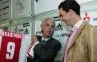 'Zlatan có chút sợ ông ấy, đặt biệt danh riêng là Mặt Sẹo'