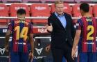 Ronald Koeman đã sớm bộc lộ 'sai lầm lớn nhất' tại Barcelona?