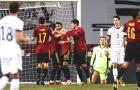 Sao Man City lập hat-trick, Tây Ban Nha 'thảm sát' Đức không tưởng