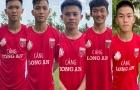 3 sao trẻ HAGL JMG khóa 4 được bổ sung cho U21 Long An