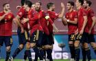Tây Ban Nha ăn mừng sau màn 'hủy diệt' Đức