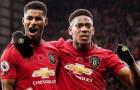 Man Utd đấu West Brom: Rashford và Martial sẽ như 'cá gặp nước'?