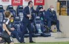 HLV Emery kiêu hãnh sau trận hòa Real Madrid