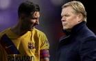 Messi ở lại Barca, Ronald Koeman 'bay màu'?