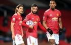 3 cầu thủ Man Utd xuất sắc nhất trận Basaksehir: Không có Cavani và Telles