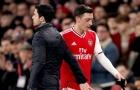 So sánh thành tích của Arsenal khi có và không có Mesut Ozil