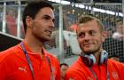 Mikel Arteta lên tiếng, giấc mơ trở lại Arsenal của Wilshere coi như định đoạt