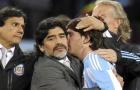 Sự thật về mối quan hệ giữa Messi và Maradona