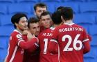 TRỰC TIẾP Brighton 1-1 Liverpool: Bàn gỡ bất ngờ (KT)