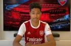 XONG! Arsenal bất ngờ đón tân binh sáng giá từ Man Utd